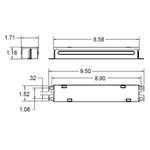 D24VA100UNV-A dimensions