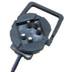Hussmann 0523764 - 5 pin male plug - 2pin EcoShi-2