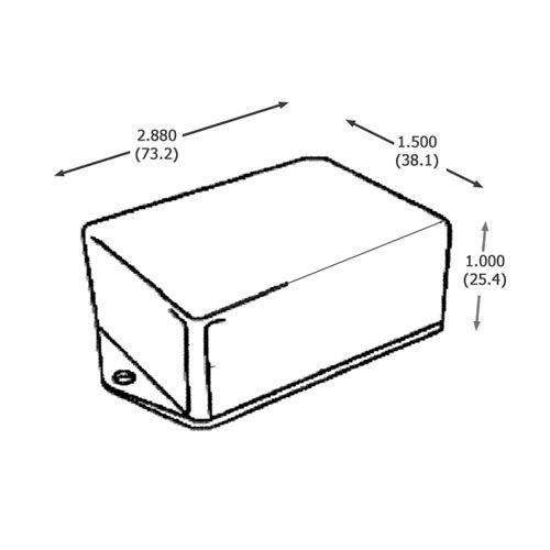 NU6-1128-PSX/E-RFI dimensions