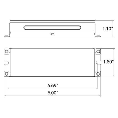 Nextech U3-501400D1 - 50w - 1400ma - dimmable -2