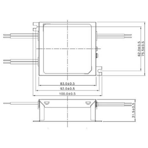 Magtech M9-U24-0350 - constant current - 350ma -2