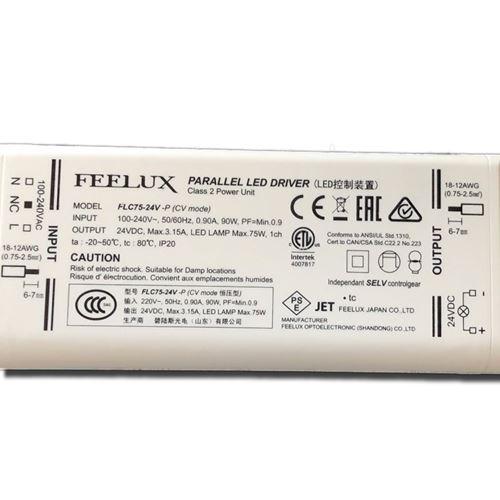 FLC75-24V-XL label