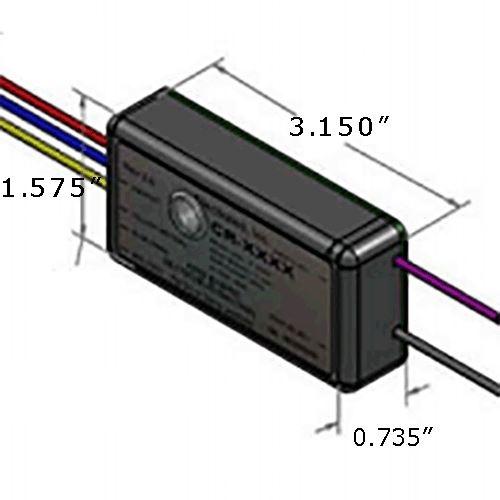 Schott Gemtron SG-2500 - 2500ma - current regula-4