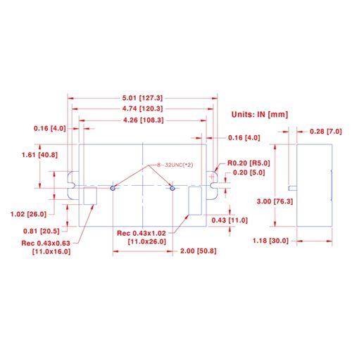 ESS1048-24-C1800 dimensions