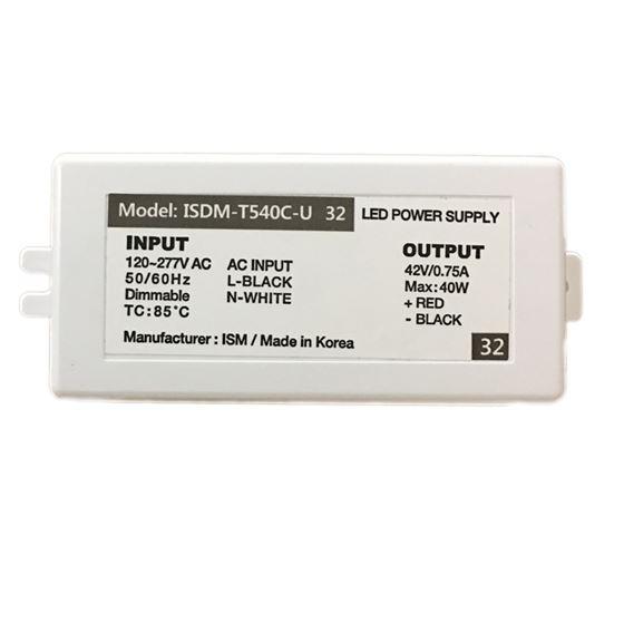 ISM ISDM-T540C-U - 40w - 750ma - constant curren-2