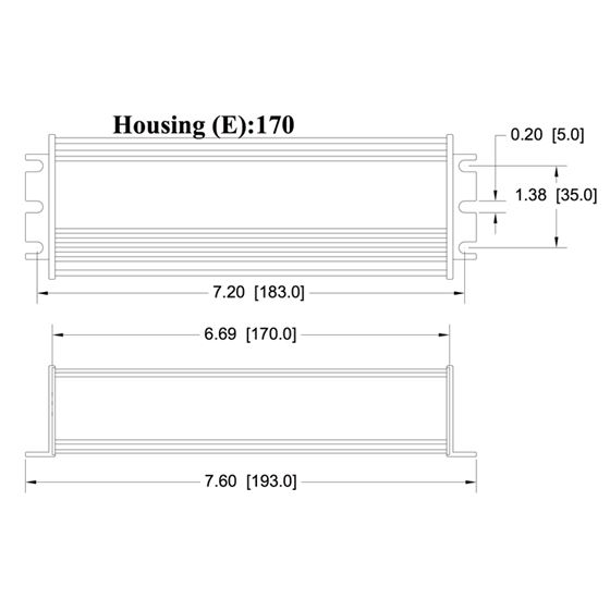 Leotek LP1090-24-GG-170 - 96w - 24Vdc - constant-4