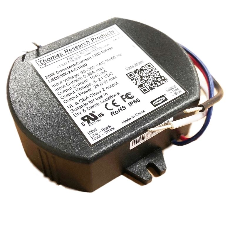 Thomas Research Products LED25W-24-C1040 - constan