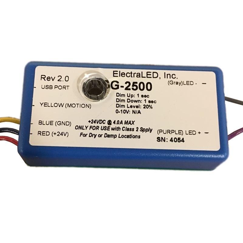Schott Gemtron SG-2500 - 2500ma - current regulato